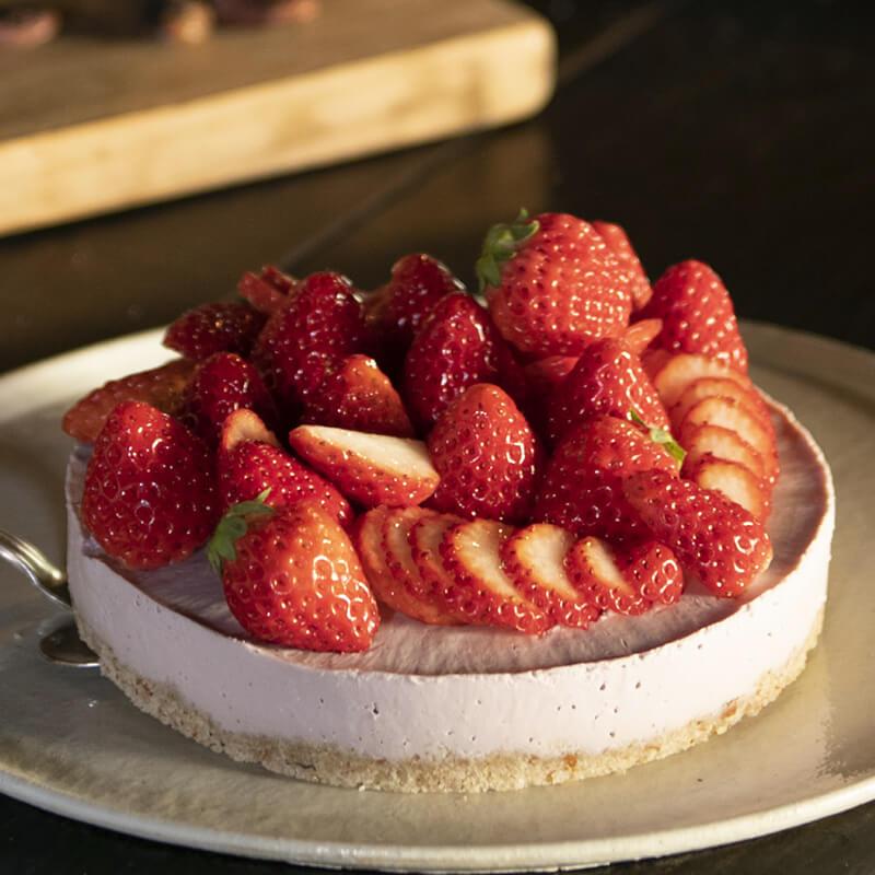 Raw cake & Bake cakeイメージ