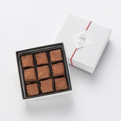 Raw生チョコレート -甘酒カカオ-